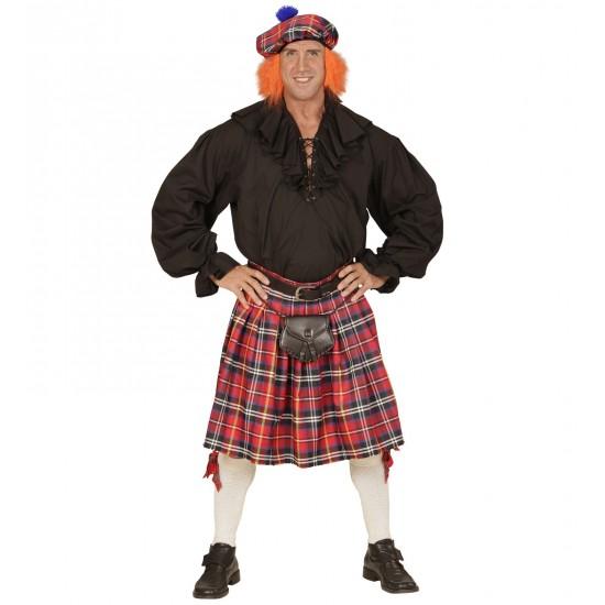 Αποκριάτικη Στολή Σκωτσέζος W01107