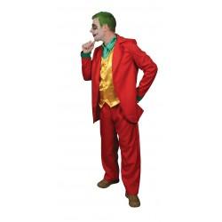 Αποκριάτικη Στολή Γελωτοποιός Joker OS