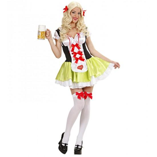 Αποκριάτικη Στολή Beer Girl