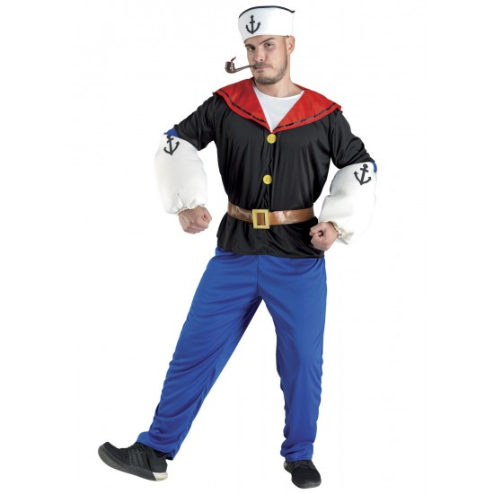 Αποκριάτικη Στολή Strong Sailor