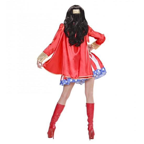 Αποκριάτικη Στολή Super Woman