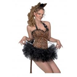 Αποκριάτικη Στολή Sexy Τιγρούλα