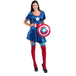 Αποκριάτικη Στολή Superwoman