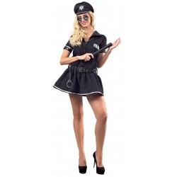 Αποκριάτικη Στολή Αστυνομικίνα Γυναικεία OS
