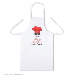 Ποδιά Μάγειρα Kiss the Cook