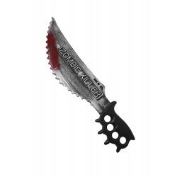 Αποκριάτικο Μαχαίρι Zombie Killer 07200