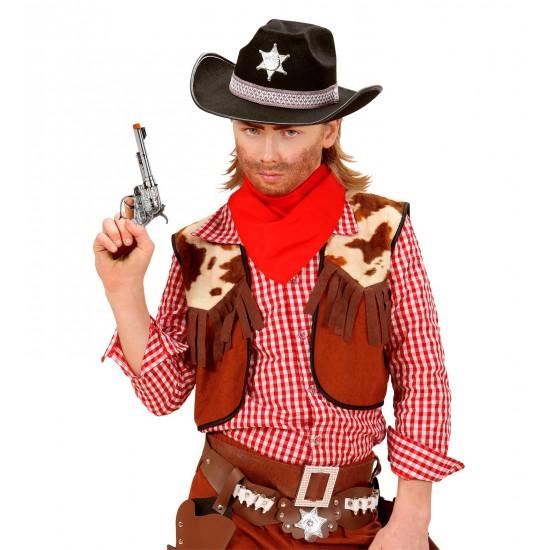 Πιστόλι Cowboy με ήχο πλαστικό