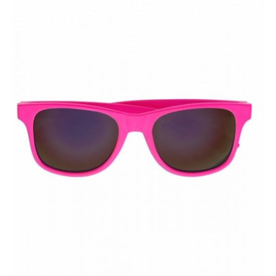 Αποκριάτικα Γυαλιά Ροζ με καθρέφτη