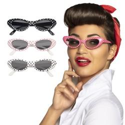 Γυαλιά 50s Πουά 4 χρ. 302551