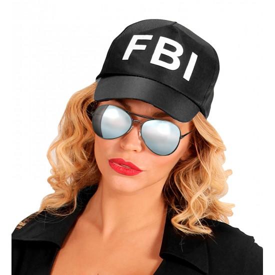 Αποκριάτικα Γυαλιά Αστυνόμου με Καθρέφτη