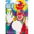 Άσπρο Make up Βαζάκι 4055B