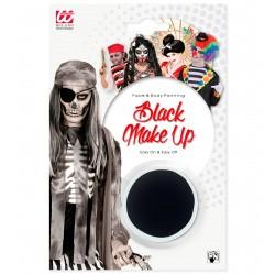 Μαύρο Make up Βαζάκι