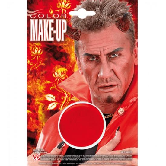 Κόκκινο Make up Βαζάκι
