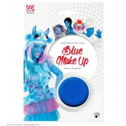 Μπλε Make up Βαζάκι