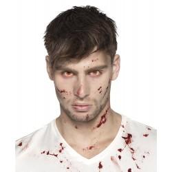 Αποκριάτικοι Τιμηνιαίοι Φακοί Επαφής Με Αίματα 340006