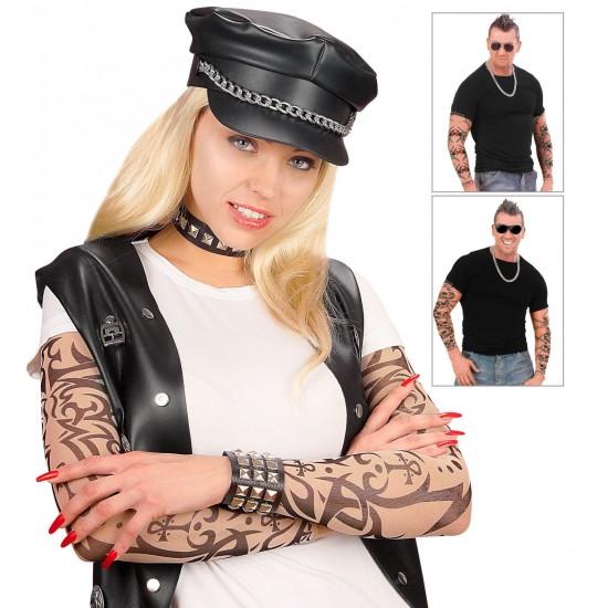 Τατουάζ Tribal Μανίκια