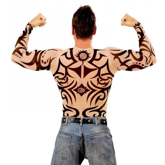 Τατουάζ Tribal Μπλούζα