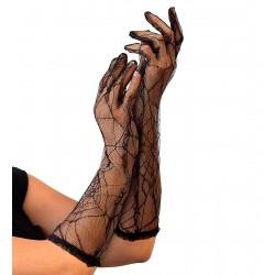 Γάντια Δαντέλα Ιστός Αράχνης W1479S