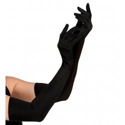 Γάντια Μαύρα 60cm W3421L