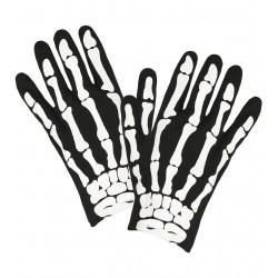 Γάντια Σκελετού Παιδικά W34275
