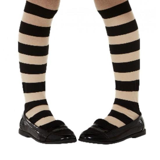 Κάλτσες Santoro Gorjuss ριγέ