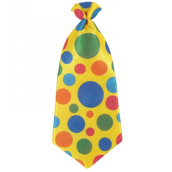 Γραβάτα Κλόουν Πουά W1819V