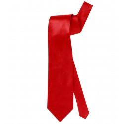 Γραβάτα Κόκκινη Σατέν W2959R