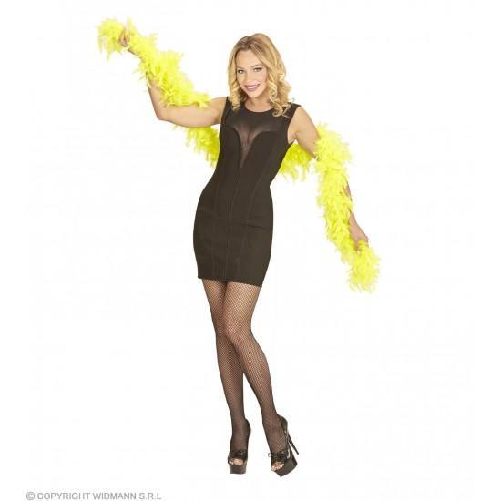 Μπόα Κίτρινο neon180cm