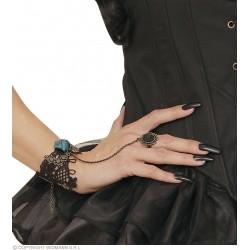 Βραχιόλι με Δαχτυλίδι Gothic 05721