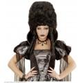 Κολιέ Μαύρη Δαντέλα Gothic