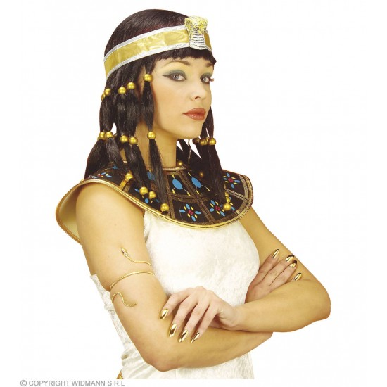 Αιγυπτιακό Μεταλλικό Βραχιόλι Φίδι