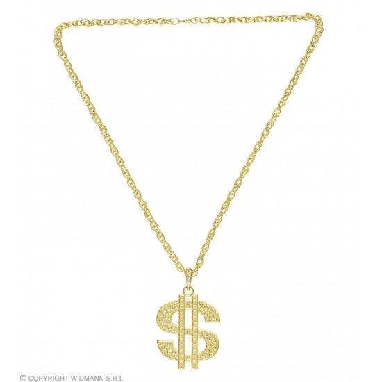 Κολιέ Χρυσό Δολάριο