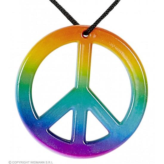 Κολιέ Χίπι Σήμα Ειρήνης