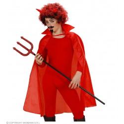 Κάπα Κόκκινη Παιδική 100 cm