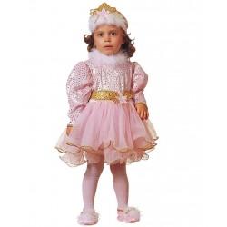 Αποκριάτικη Στολή Bebe Μικρή Πριγκίπισα 024