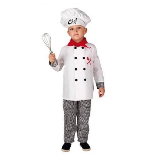 Αποκριάτικη Στολή Master Chef 345