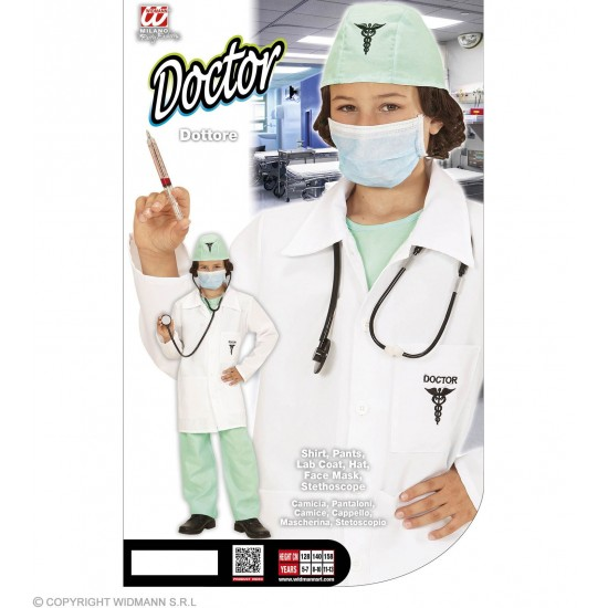 Αποκριάτικη Στολή Γιατρός-Χειρούργος