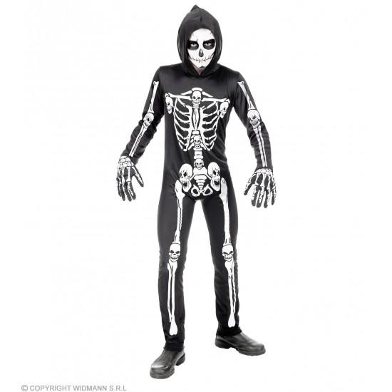 Αποκριάτικη Στολή Σκελετός 0006
