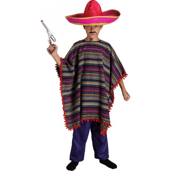 Αποκριάτικη Στολή Μεξικάνος 353
