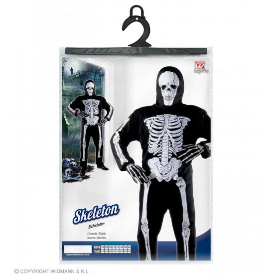 Αποκριάτικη Στολή Σκελετός 3811