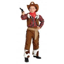 Αποκριάτικη Στολή Κάου Μπόι (Cow Boy) Παιδική