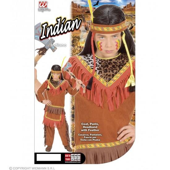 Αποκριάτικη Στολή Ινδιάνος 5874