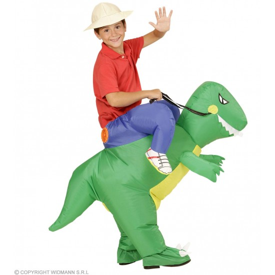 Αποκριάτικη Στολή Δεινόσαυρος φουσκωτή Παιδική