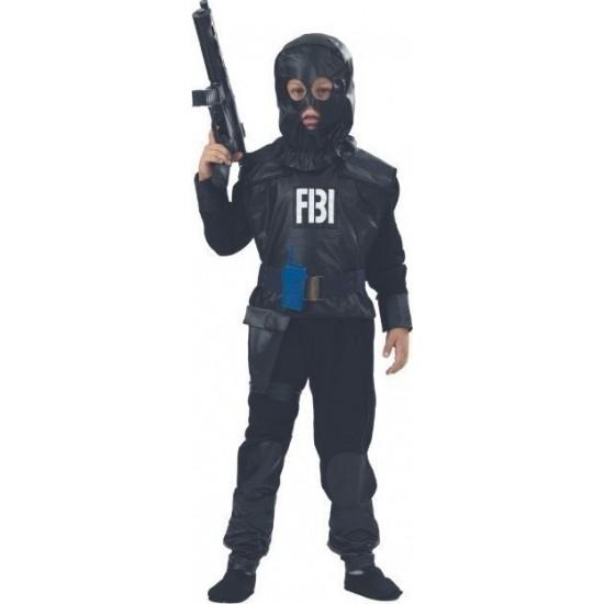Αποκριάτικη Στολή Πράκτορας FBI 765