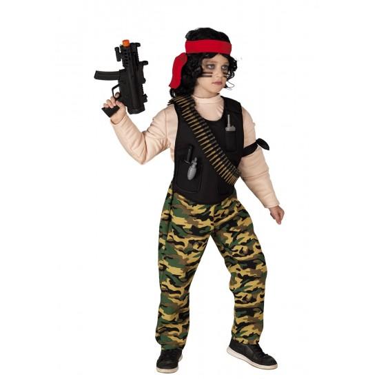 Αποκριάτικη Στολή Rambo 785