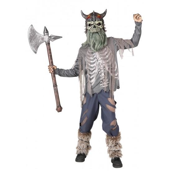 Αποκριάτικη Στολή Viking Zombie
