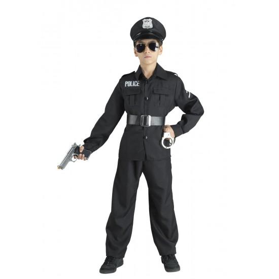 Αποκριάτικη Στολή Αστυνόμος Police 874
