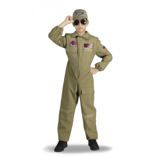 Αποκριάτικη Στολή Air Force Πιλότος
