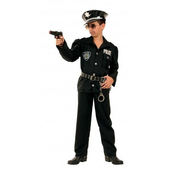 Αποκριάτικη Στολή Αστυνομικός 956