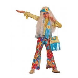 Αποκριάτικη Στολή Hippie Girl